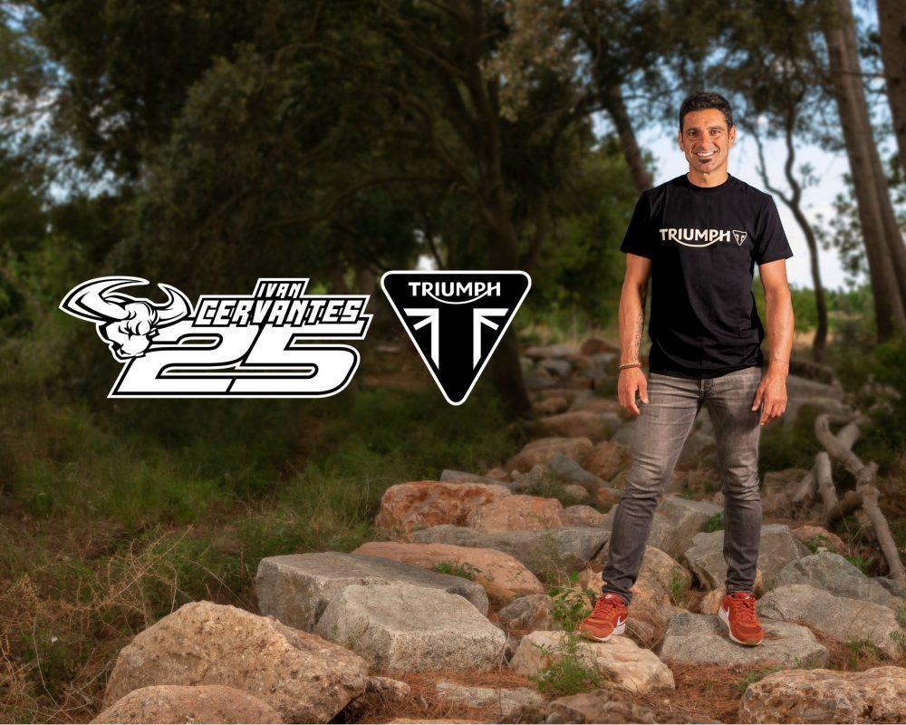 Triumph Motocross Enduro Cervantes