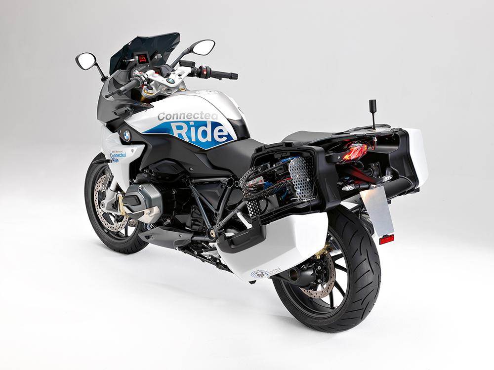 BMW motorcycle tech