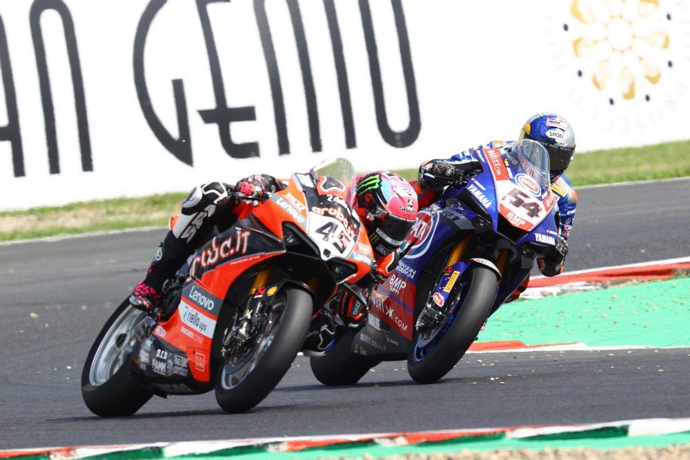 Ducati WSBK