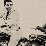 1955 WOOLER FLAT FOUR 500