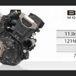 BENDA V4 ENGINES REVEALED