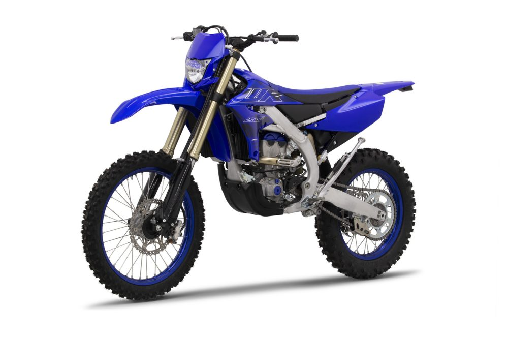 2022 Yamaha WR250F