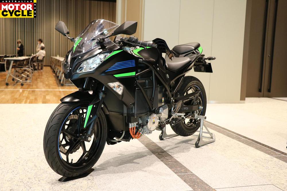Kawasaki electric